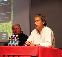 Manuel Laureano na entrega de prémios do Concurso Nacional de Forragens